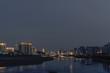Mianyang city at night