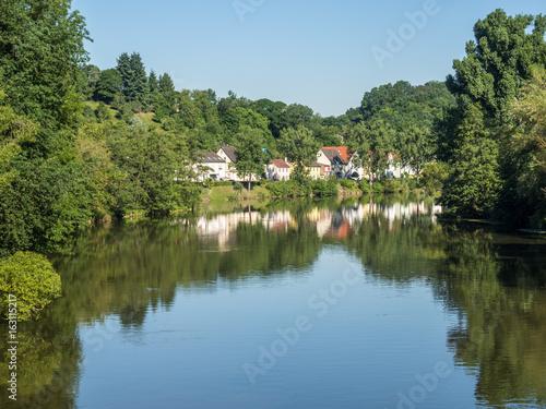 Foto  Stadtteil Bug in Bamberg