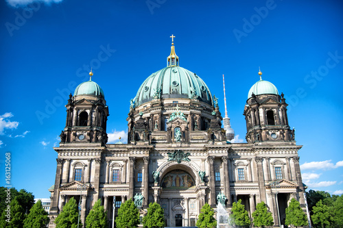 Photo  View of Berlin Cathedral in Berlin