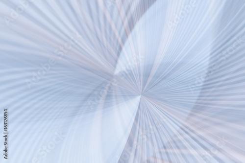 Staande foto Paardebloemen en water Abstract zoom with curved lines and waves