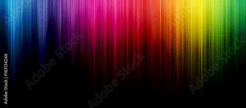 Fototapeta Colorful rainbow background