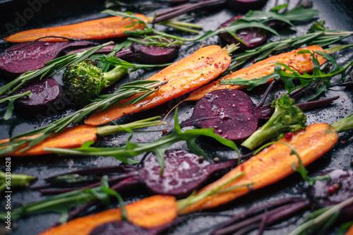 warzywa-pieczone-na-patelni-teflonowej