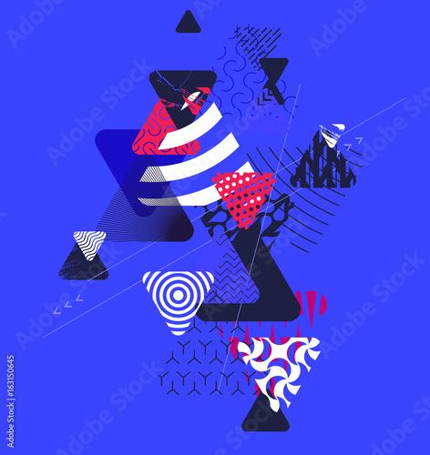 geometryczne-figury-na-niebieskim-tle