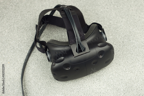 Photo  Virtual reality headset, VR is the future of gaming