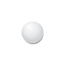 Ping-pong Ball With Shadow. Ve...