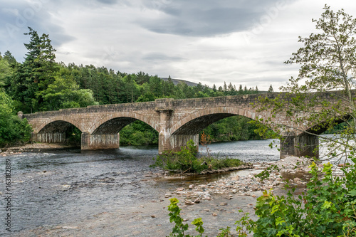 Ballater Bridge Fototapet