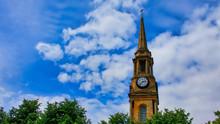 Port Glasgow Clock Tower.