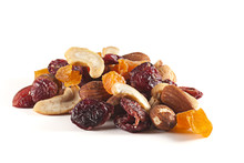 Trail Mix With Apricot