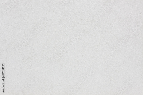 Poster Wand White wall stucco plaster texture background