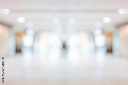 Fotografiet  Abstract blur beautiful hospital and clinic interior for background