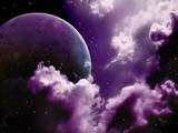 Wielkie niebo nocne niebo - 163214850