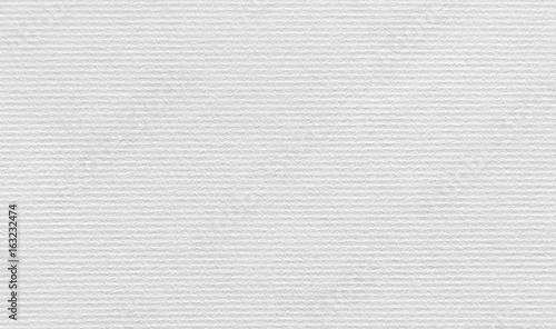 Fényképezés  White Paper texture background for presentation
