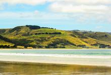 The Australian Coast.