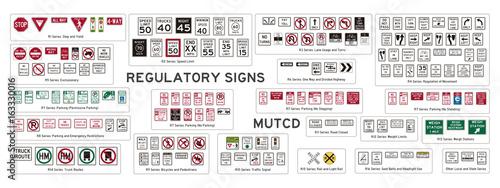 señales de regulacion