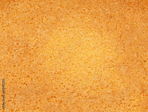 Fotomural Tile Recipe with rice and lemon. Sponge cake texture.