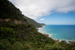 Great Ocean Road view of the coast