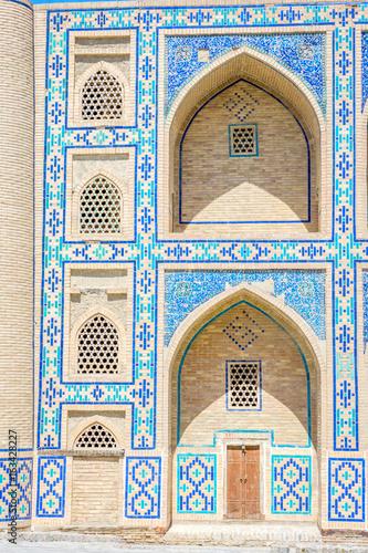 Madrassa in Bukhara, Uzbekistan