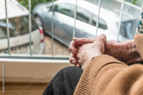 Fotografía  Einsamkeit im Alter