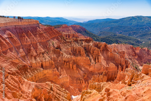 Tuinposter Baksteen Cedar Breaks National Monument in Utah