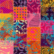 Seamless Background Pattern. I...