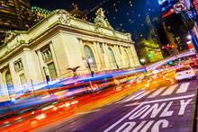 Grand Central Terminal Facade ...