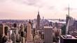 Manhattan time lapse, New York