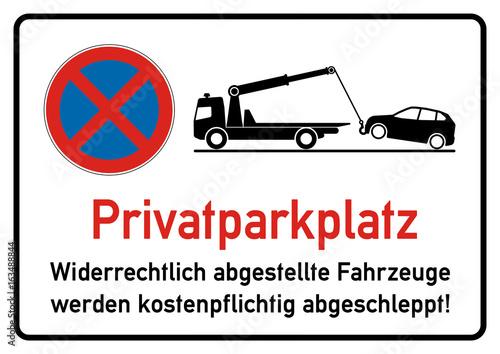 ks205 kombi schild spr68 signparkraum parken verboten privatparkplatz widerrechtlich. Black Bedroom Furniture Sets. Home Design Ideas