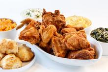 Chicken Bucket Dinner