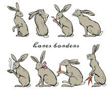 Hares Border Set
