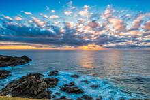 Golden Sunrise Port Macquarie New South Wales Australia