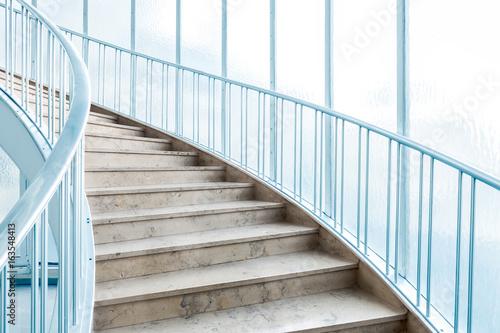 Spoed Foto op Canvas Trappen Treppe Treppenstufen laufen