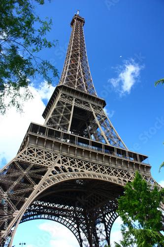 Láminas  Eiffelturm Paris
