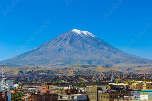 Photo Arequipa und Misti