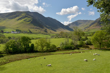 Newlands Valley, English Lake District