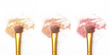 Makeup Brushes With Eyeshadow ...