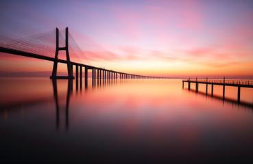 Fototapeta na wymiar Portugal, Lisbon - Vasco da Gama