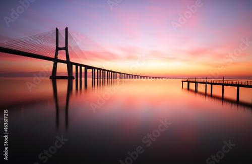 Fototapeta Portugal, Lisbon - Vasco da Gama