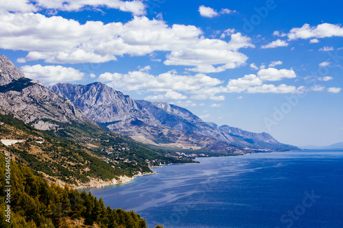Croatia Landscape - 163641658