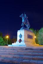 Monument To The Orenburg Cossa...