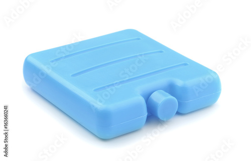 Ice pack  isolated