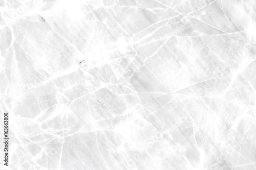 Fototapety, obrazy: White marble texture abstract background pattern with high resolution.
