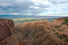 Colorado National Monument And...