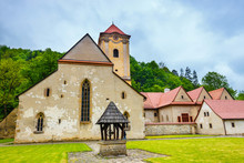 Famous Red Monastery Called Ce...