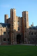 St John's College, Cambridge...