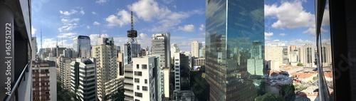 Panoramic Sao paulo Brazil © camille