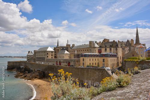 Cuadros en Lienzo Saint-Malo