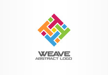 Abstract Logo For Business Com...