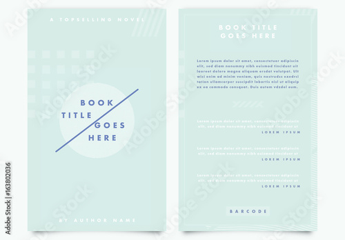 Abstract teal ebook cover layout 1 buy this stock template and abstract teal ebook cover layout 1 maxwellsz