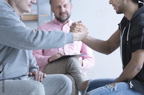 a discussion on adolescent depression