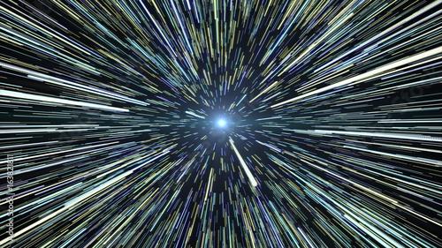 Star Warp Travel